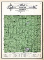 Wautoma Township, Waushara County 1914